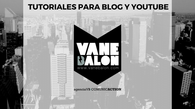 TUTORIALES para blog y youtube
