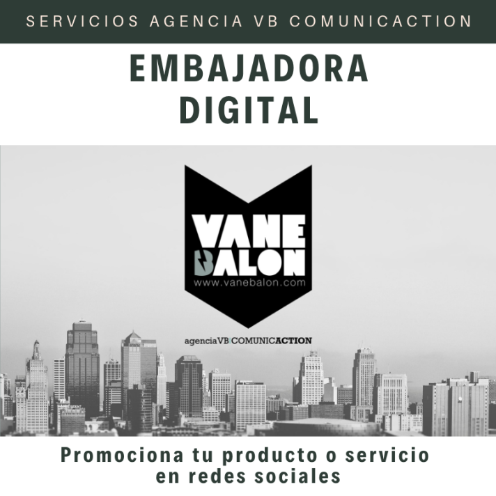 EMBAJADORA DIGITAL
