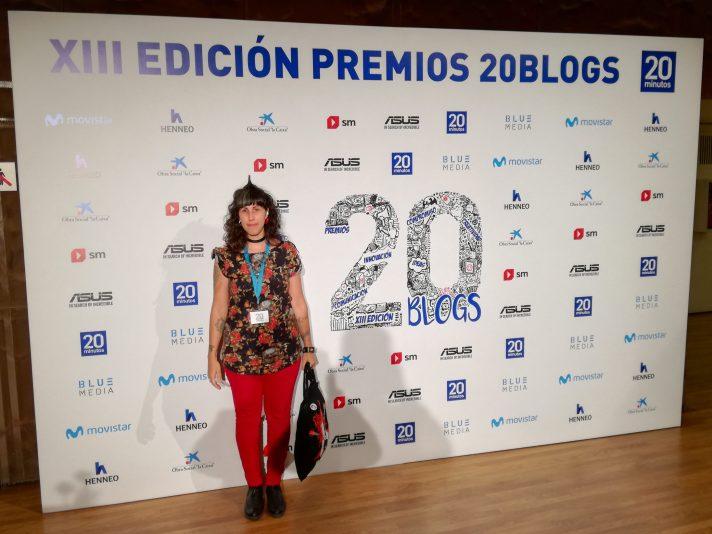 Vane Balón - servicio de redaccion - Premios 20 blogs - agencia VB comunicaction