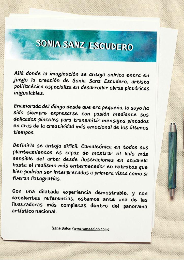 Sonia Sanz Escudero - Agencia VB comunicAction - Vane Balon - Servicio de redacción - Comunicación Digital
