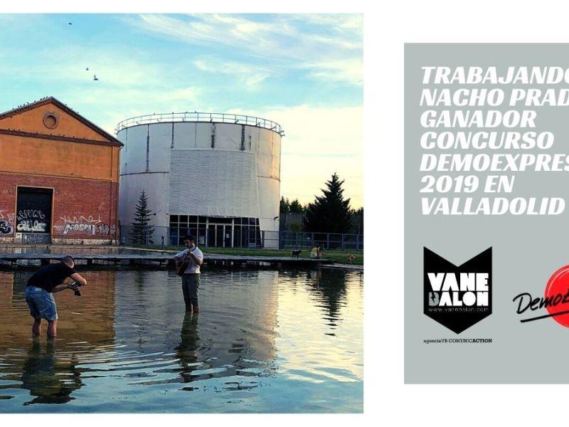 NACHO PRADA - Demoexpress - Agencia VB comunicaction
