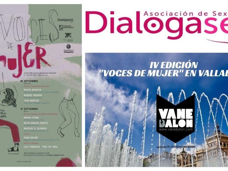 VOCES DE MUJER - Agencia VB comunicaction - Charlas - Valladolid - Música - Vane Balón