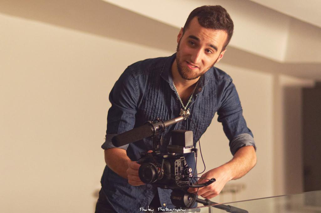 Javier Noriega - servicio audiovisual - agencia vb comunicaction - vane balon