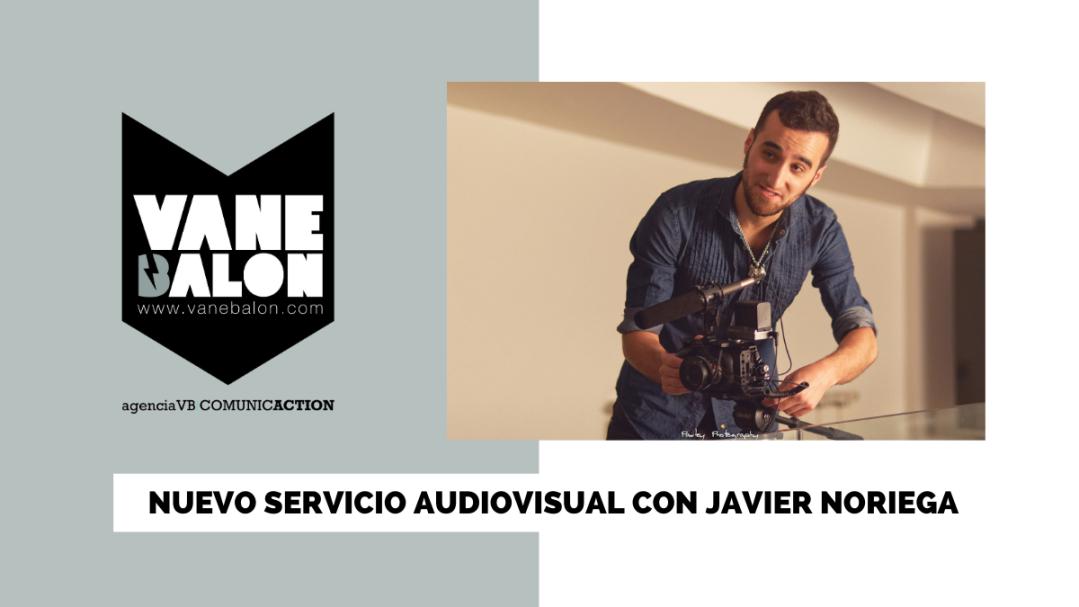 Servicio Audiovisual - Agencia VB comunicaction - Servicio De Redacción - Vane Balón