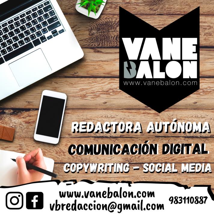 agenciA VB comunicaction - vane balón - servicio de redaccion - comunicacion digital