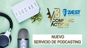 servicio de podcasting - agencia vb comunicaction - vane bal